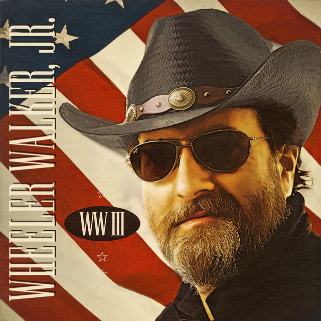Album cover for WW III by Wheeler Walker Jr.