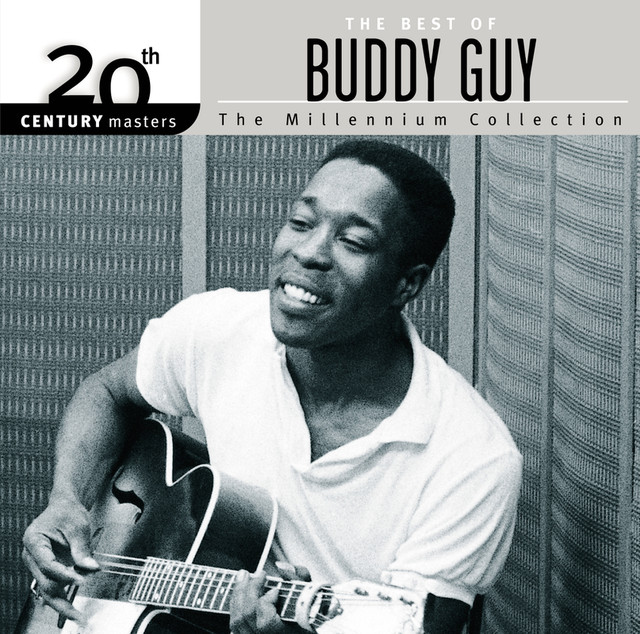 The Blues Is Alive And Well Buddy Guy: Alternate With Background Vocal, A Song By