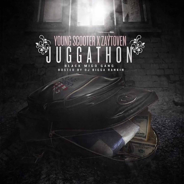 Juggathon Albumcover