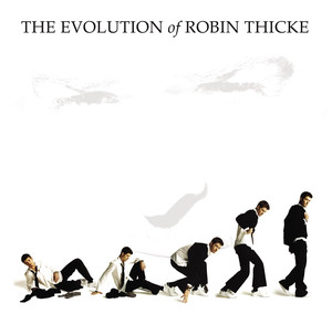 Robin ThickeLil Wayne All Night Long cover