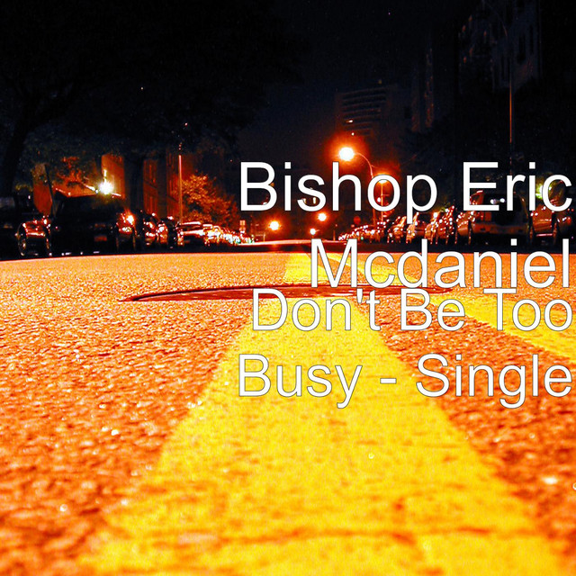 Bishop Eric Mcdaniel