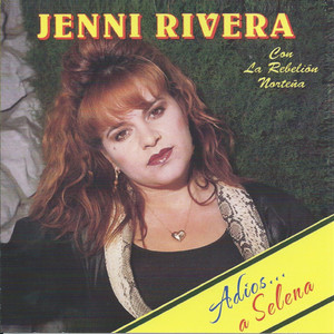 Adios a Selena Albumcover