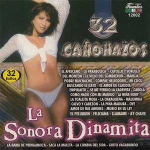 La Sonora Dinamita, Margarita Oye cover