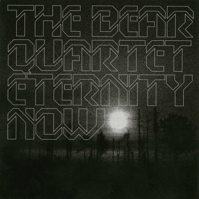 Skivomslag för Bear Quartet: Eternity Now