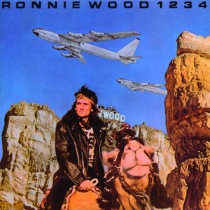 Ron Wood 1234 cover