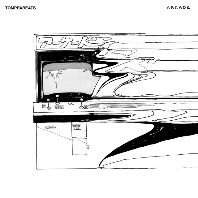 Album cover for Arcade by Tomppabeats