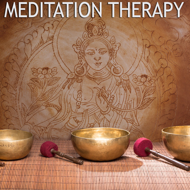 Meditation Therapy Albumcover