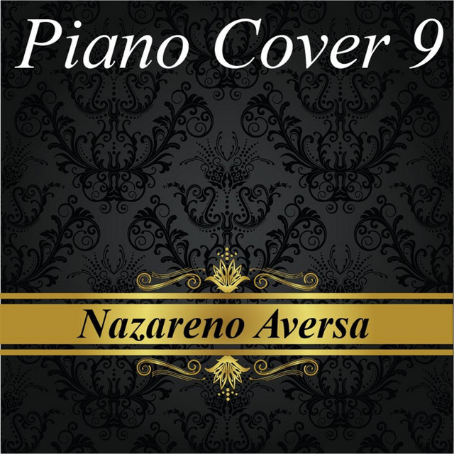 Piano Cover 9 Albumcover