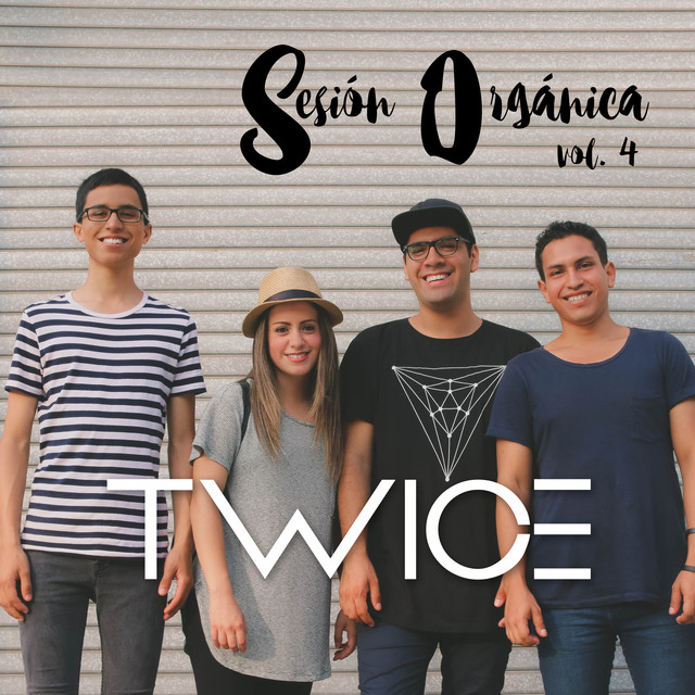 Album cover for Sesión Orgánica (Vol. 4) by TWICE