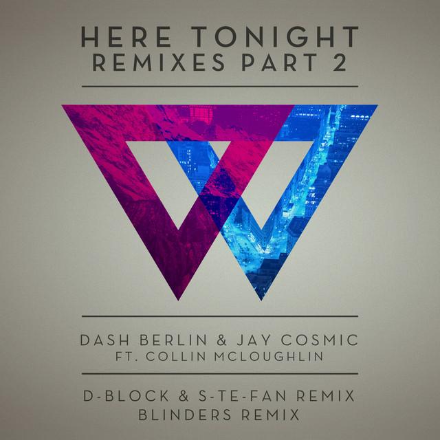 Here Tonight (Remixes - Part 2)