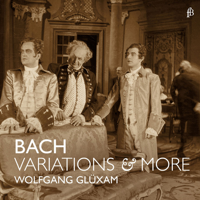 Bach: Variations & More