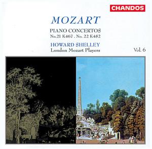 Mozart: Piano Concertos, Vol. 6 Albümü