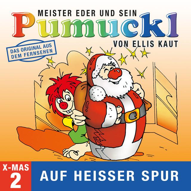 02: Weihnachten - Auf heißer Spur (Das Original aus dem Fernsehen) Cover