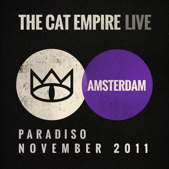 Live at the Paradiso - The Cat Empire