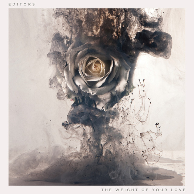Album cover for The Weight Of Your Love by Editors