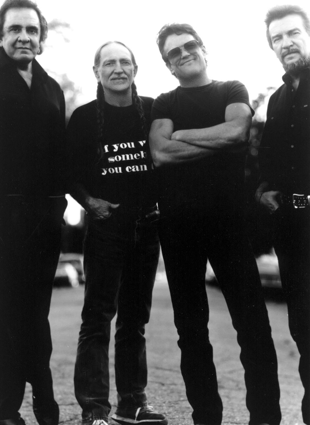 The Highwaymen (country supergroup)