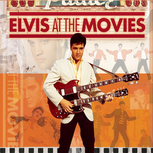 Elvis At The Movies Albumcover