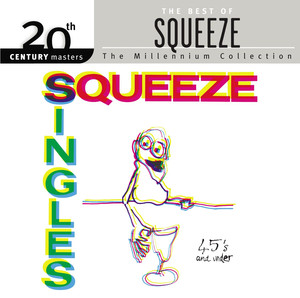 Singles-45's And Under - Squeeze