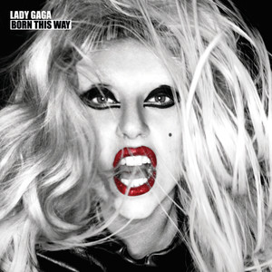 Born This Way (International Special Edition Version) Albumcover