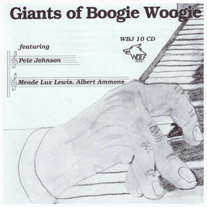 Giants Of Boogie Woogie album