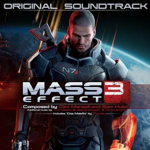 Mass Effect 3 Albumcover