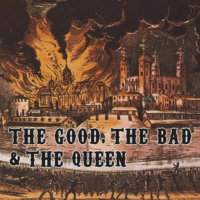 Album cover for The Good, The Bad and The Queen by The Good, the Bad & the Queen
