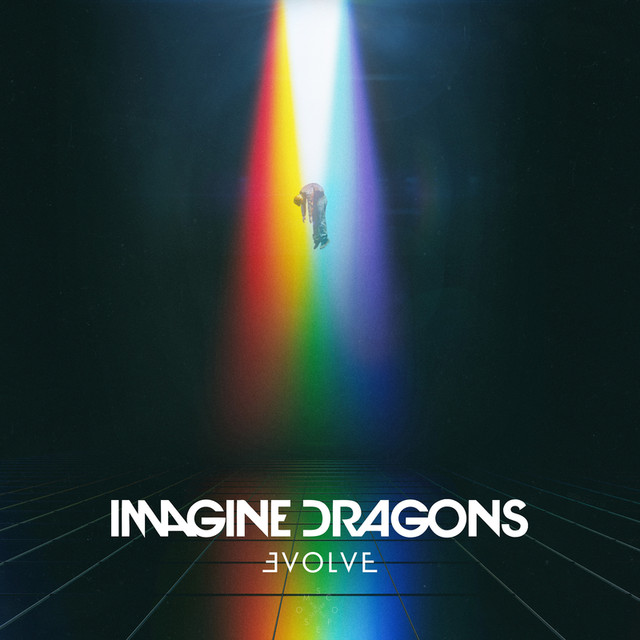 Musik Album: 'Evolve' von  Imagine Dragons