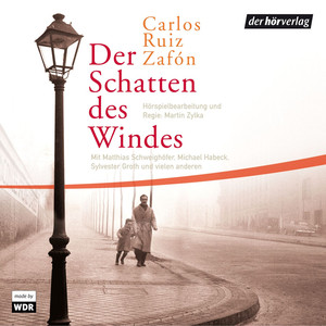 Der Schatten des Windes Audiobook