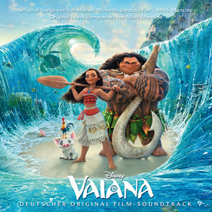 Vaiana (Deutscher Original Film-Soundtrack) album