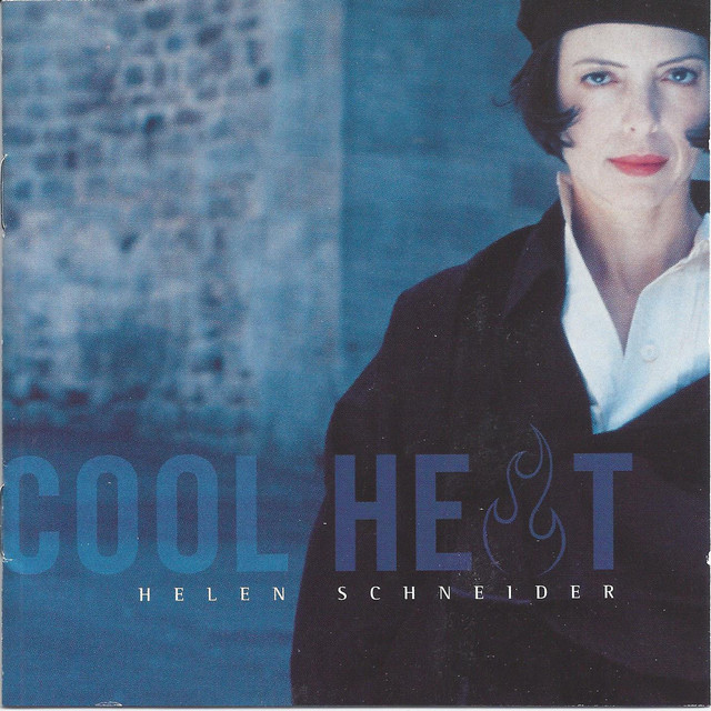 Helen Schneider Cool Heat album cover