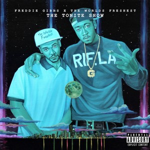 Freddie Gibbs, DJ.Fresh, Problem On Me cover