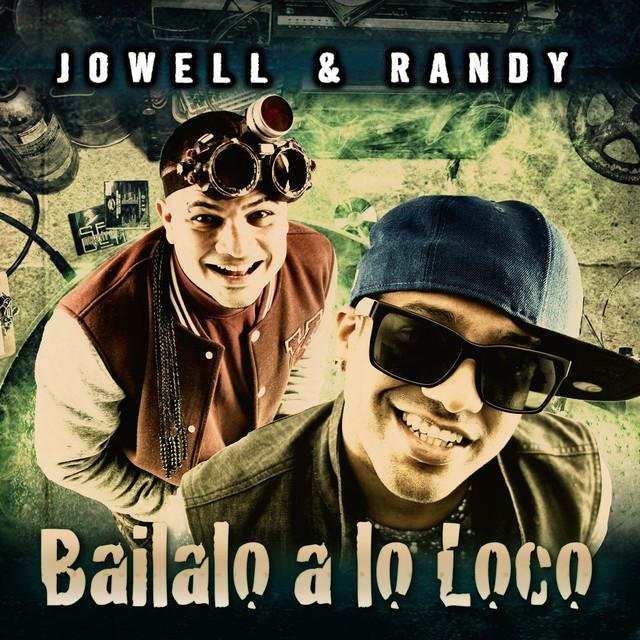 Jowell album cover