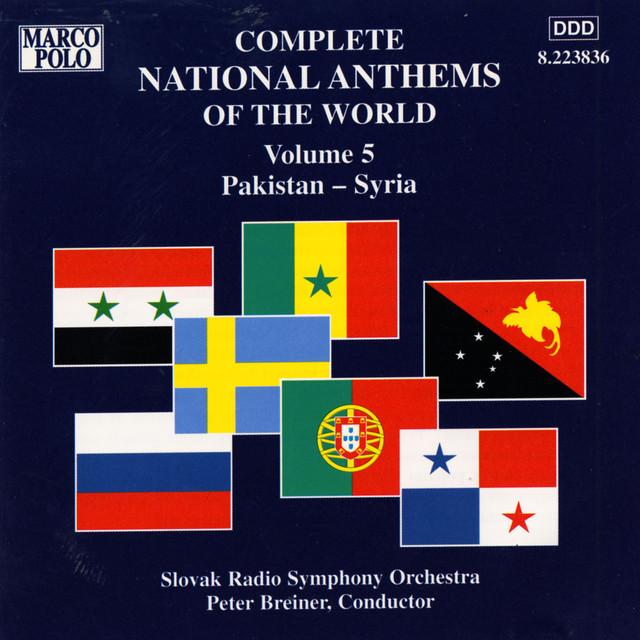 Spain [Himno Nacional Espanol (Spanish National Anthem