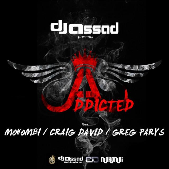 Addicted (feat. Mohombi, Craig David, Greg Parys) Albumcover