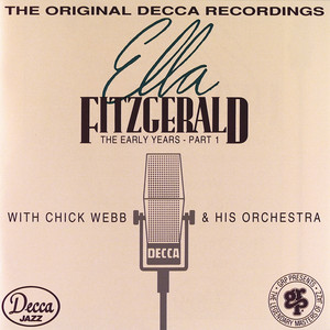 Ella Fitzgerald, Chick Webb, Chick Webb & His Orchestra Sing Me A Swing Song (And Let Me Dance) cover