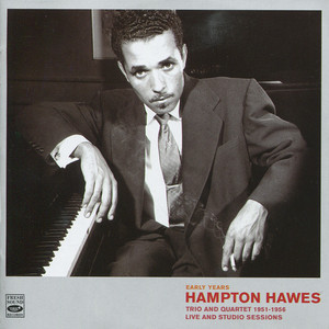 Hampton Hawes, Harry Babasin, Larry Bunker Where or When cover