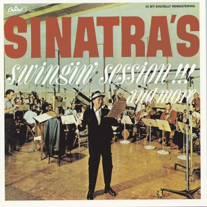 Sinatra's Swingin' Session!!! And More Albumcover