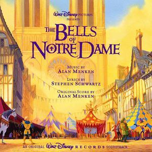 The Bells of Notre Dame (Original Motion Picture Soundtrack/Japan Release Version) album