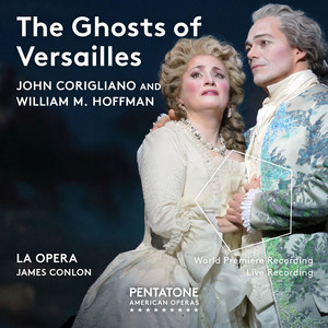 The Ghosts of Versailles, Act II: Act II: Damn that Figaro. He's your husband (Almaviva, Marquis, Susanna, Woman with Hat, Marie Antoinette, Florestine, Rosina)
