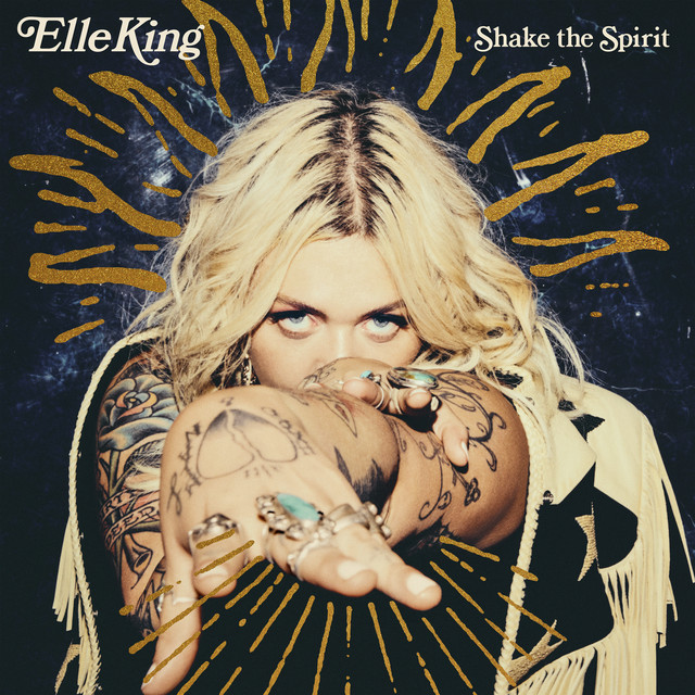 Album cover for Shake The Spirit by Elle King