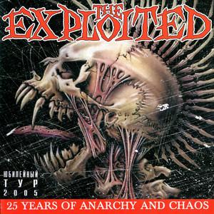 "25 Years Of Anarchy And Chaos. Запись концерта юбилейного тура ""XXV Years Of Anarchy And Chaos"" в клубе ""Точка"" 20 февраля 2005 года. album"
