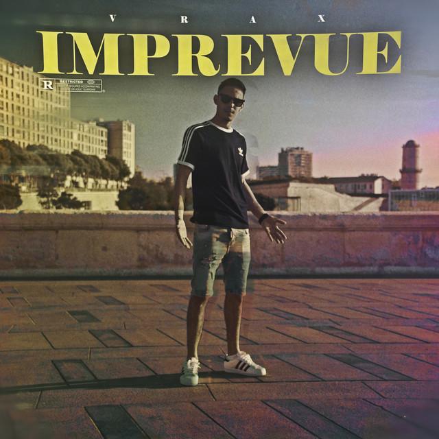 Album cover for Imprévue by Vrax