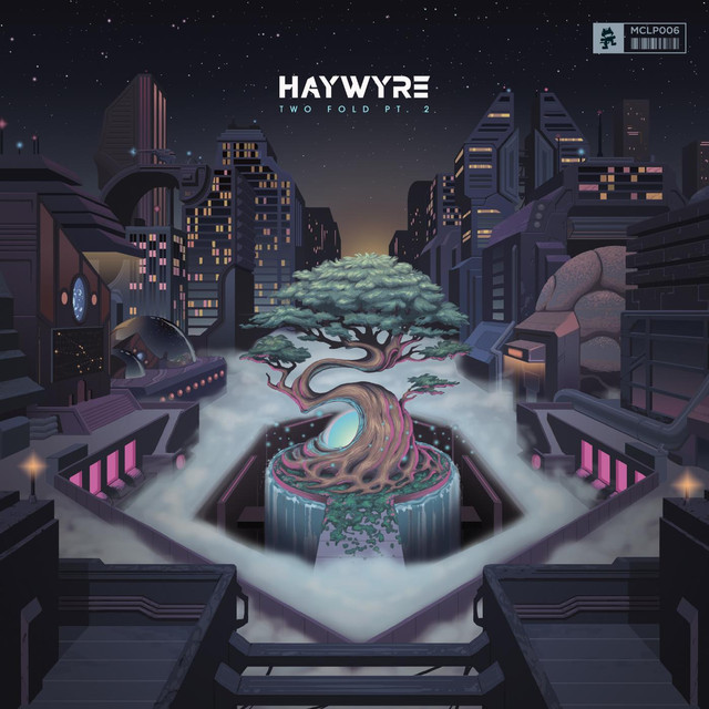 Album cover for Two Fold Pt. 2 by Haywyre