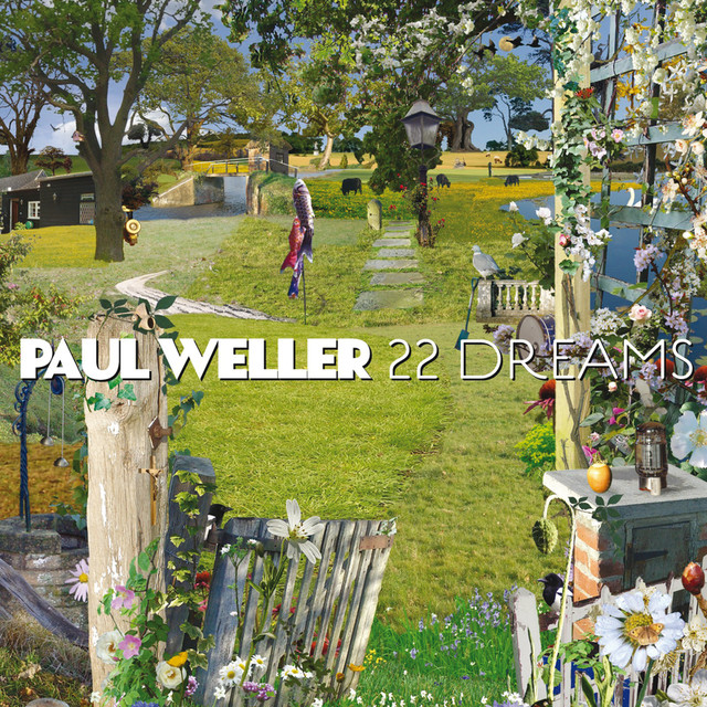 Album cover for 22 Dreams by Paul Weller