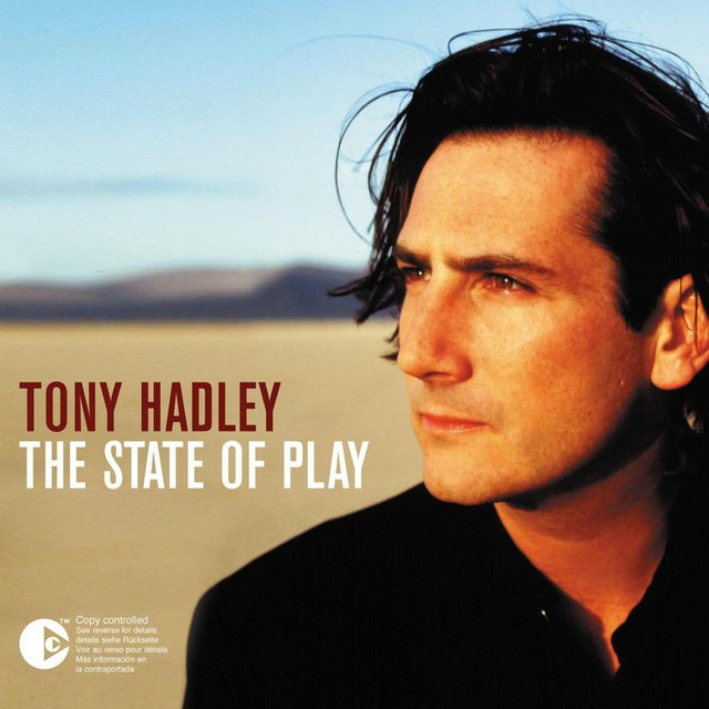 Tony Hadley The State of Play album cover