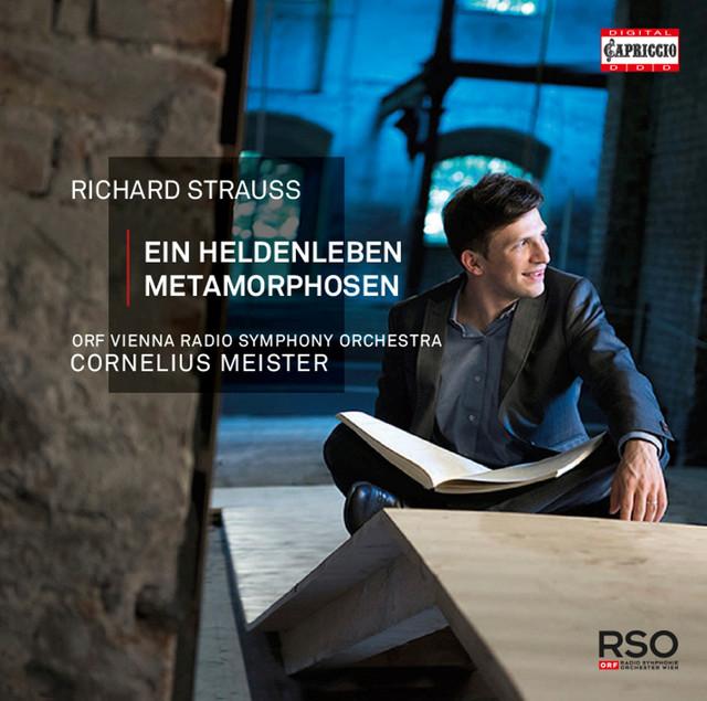 R. Strauss: Ein Heldenleben, Op. 40, TrV 190 & Metamorphosen, TrV 290 (Live) Albumcover