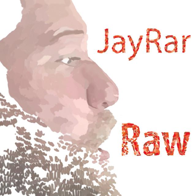 Album cover for Raw by JayRar