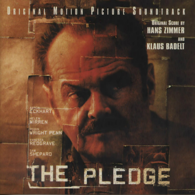 The Pledge (Original Motion Picture Soundtrack) Albumcover