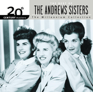 The Andrews Sisters, Artist Unknown Bei mir bist du schoen cover