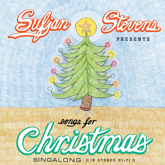 Skivomslag för Sufjan Stevens: Songs For Christmas